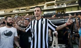 Бербатов: Чувствам се много добре в Солун