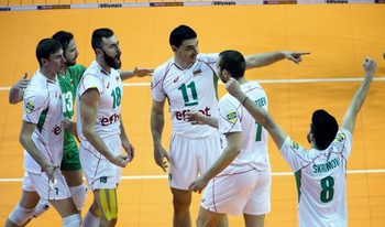 НА ЖИВО: Българските волейболисти загубиха и втория гейм срещу Русия