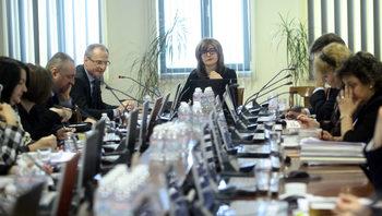 Управляващите ще поискат оставката на Висшия съдебен съвет