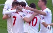 Милнър с поразяващ удар за Ливърпул срещу Астън Вила