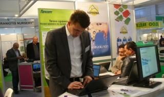 Биометод за възстановяване на почвата е сред световните новости на изложба