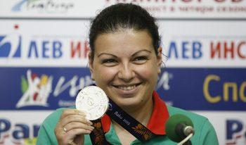Бонева спечели сребро от европейското, Гроздева остана без квота за Рио