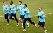 В Холандия дадоха зелена светлина за мача с Франция