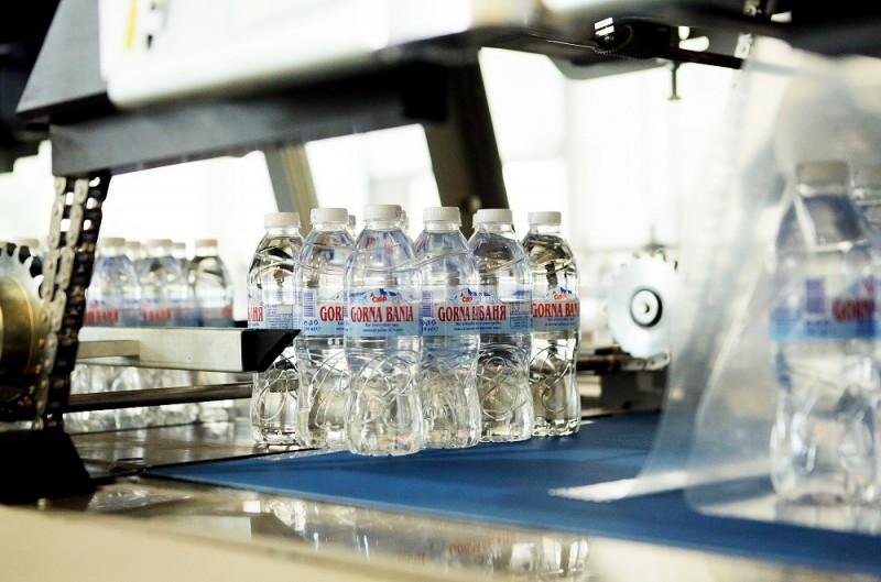 """Минерална вода """"Горна Баня 1"""" с най-модерният завод за бутилиране"""