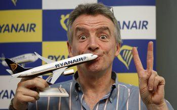 Подобреното отношение към клиентите връща Ryanair на върха