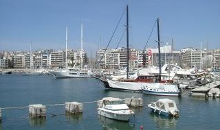 Гърция продаде най-голямото пристанище в Егейско море