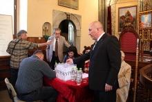 Арменците във Варна преизбраха Масис Багдатян за председател на църковното си настоятелство