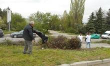 Започна голямото пролетно чистене в Шумен