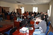 Форум за работа с уязвими групи се проведе в Омуртаг