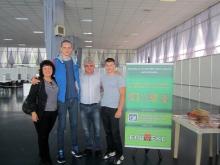 Отборът на търговищката техническа гимназия четвърти в България по приложна електроника