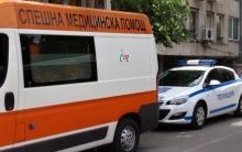 Жена е тежко ранена при катастрофа до село край Средец