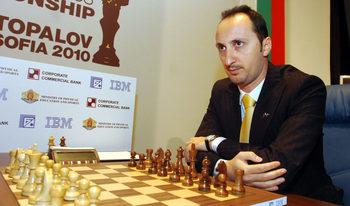 Топалов записа ново реми преди сблъсъка си с Крамник в Ставангер