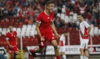 Футболист на ЦСКА подсилва националния отбор