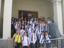 Ученици отбелязаха Световния ден на околната среда в Пловдив