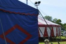 Служител в цирк плаши колеги с бой и палеж, отнесе акт за хулиганство