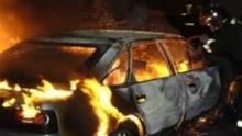 "Съсед подпали ""Ауди"", паркирано в частен двор в Балчик"