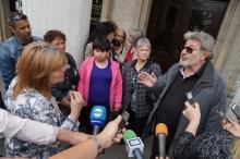 Сблъсък между родители и зам.-кмет в Бургас, виновник – държавата