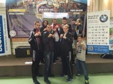 Пловдивски таекуон-до клуб извоюва 6 златни медала от международен турнир