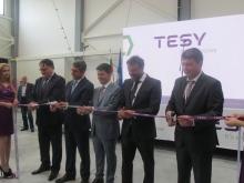 Откриха нов завод за 15 млн. лв. в Шумен