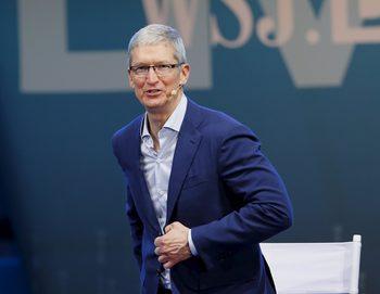Apple влага 1 млрд. долара в конкурента на Uber в Китай