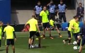 Защитник на Швеция аут до края на груповата фаза
