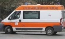 Товарен автомобил блъсна пешеходец, мъжът почина в болницата