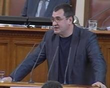 """Славчо Атанасов: 108 народни представители подкрепиха предложението ни за въвеждането на забраната в цялата страна и това е доказателство, че има проблеми, които не са """"партийна собственост"""", а касаят всички българи"""