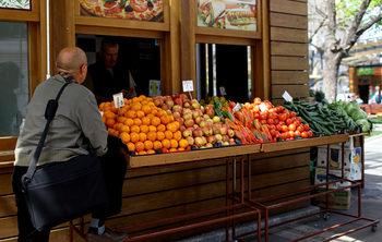 Храните поевтиняха с 2.54% на едро за седмица