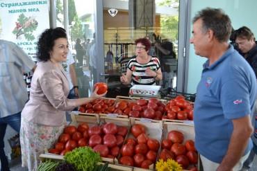 Десет фермерски пазара функционират у нас