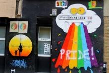 Пловдивски журналист представя изложба с графити от Лондон