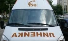 Две коли се удариха в Шумен, 37-годишна жена пострада леко