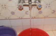 В местностите Ракитника и Прибой без вода до вечерта
