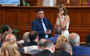 Парламентът плахо даде власт и независимост на съдиите