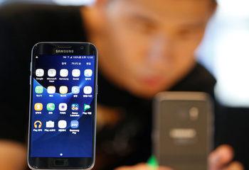 Мобилният бизнес изведе Samsung до 18% ръст на печалбата