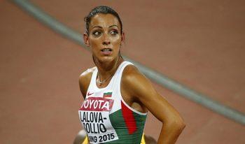 Лалова: За Рио трябва да бъда в още по-добра форма