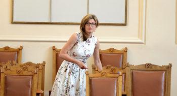 Захариева: Благодаря на депутатите от ГЕРБ и на премиера
