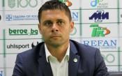 Сашо Димитров: Мачът ми хареса, имахме и късмет