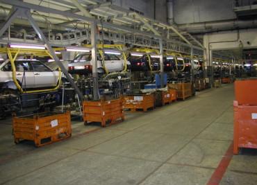 Автоиндустрията дава работа на повече от 100 хил. българи