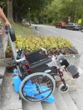 """Улеснен е достъпът за хора с двигателни увреждания в НИАР """"Мадара"""""""