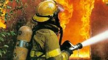 12 пожара гасиха шуменските огнеборци