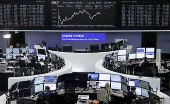 Европейските борси започват седмицата с повишения