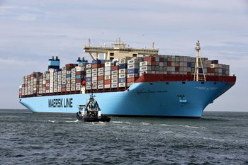 Moller-Maersk може да раздели бизнеса си на две