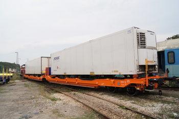 Ремонтният завод в Септември създаде ново поколение вагони