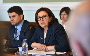 """Бъчварова прие оставките на директора на """"Гранична полиция"""" и негов заместник"""