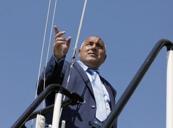 Борисов: Който постоянно дрънка със сабята, все някога трябва и да я извади