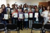Ботевград: Училища ЕВРОПА® – Ботевград отбеляза Европейския ден на езиците с връчване на сертификатите на Кеймбридж