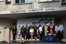 Медицинският университет във Варна откри академичната година