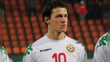 Сашо Тонев отпада за мача с Люксембург