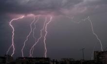 Гръмотевична буря се вихри над Варна