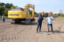 """Изграждат нова сграда на компанията """"Sibiz"""" в Пловдив, инвестицията е  15 милиона лева"""